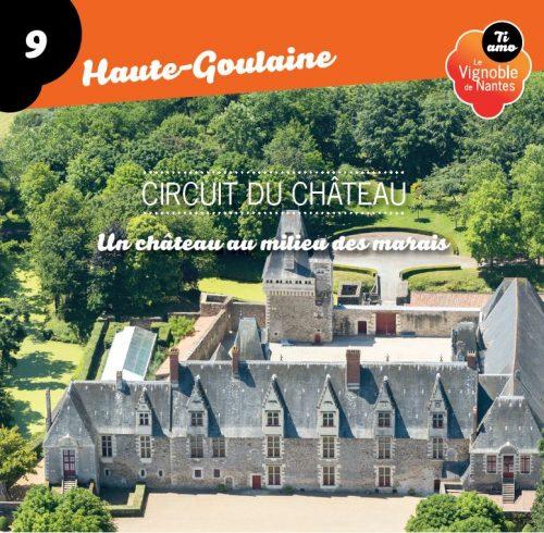 Tarjeta de circuito château en Haute Goulaine