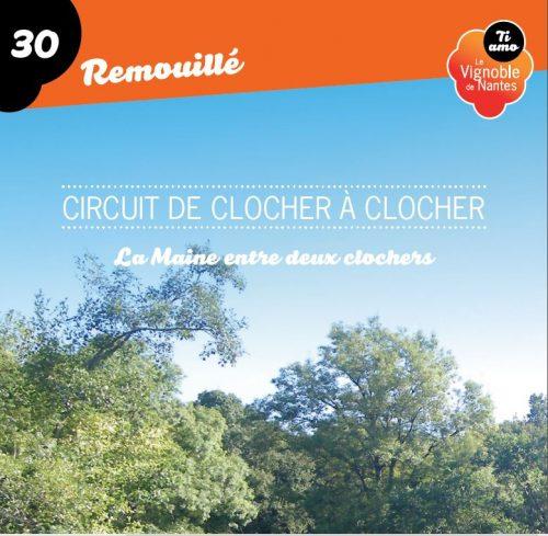 Tarjeta de circuito de clocher à clocher en Remouillé