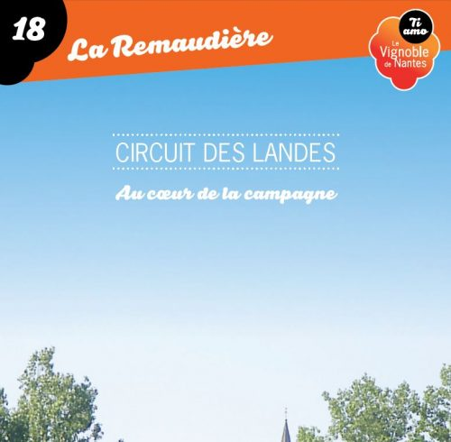 Tarjeta de circuito les landes en la Remaudière