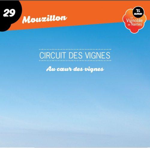 Tarjeta de circuito les vignes en Mouzillon