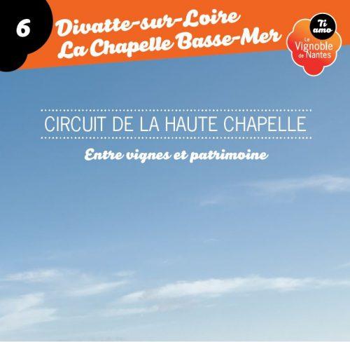 Tarjeta de circuito Haute chapelle en Divatte sur Loire