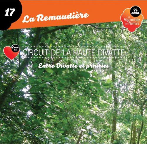 Tarjeta de circuito Haute Divatte en la Remaudière