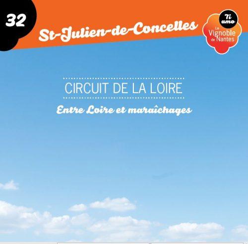 Tarjeta de circuito la Loire en  St Julien de Concelles