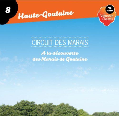 Tarjeta de circuito des marais en Haute Goulaine