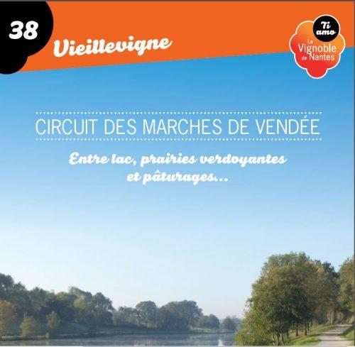 Tarjeta de circuito les marches de Vendée