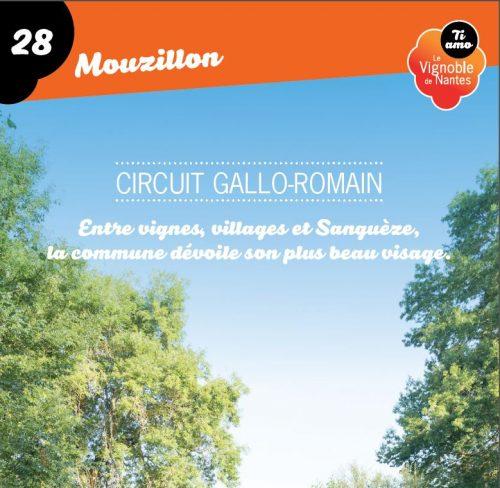 Tarjeta de circuito Gallo-Romain en Mouzillon