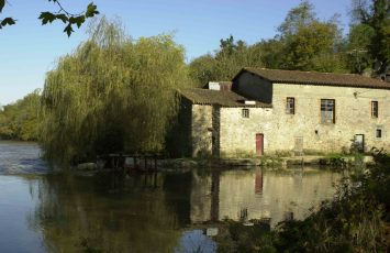 Clisson Moulin de Gervaux