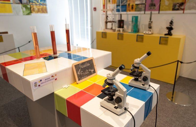 Espace laboratoire_Musée du Vignoble Nantais_Crédit David Gallard_photo3
